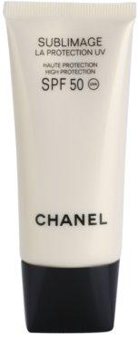 Chanel Sublimage crema regeneradora y protectora SPF 50