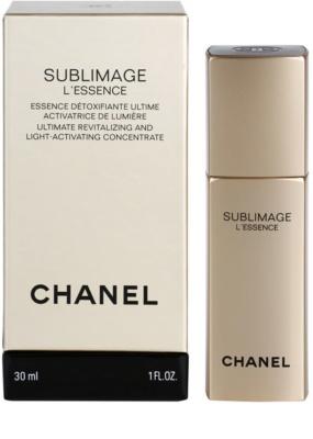 Chanel Sublimage ревитализиращ концентрат за лице 2