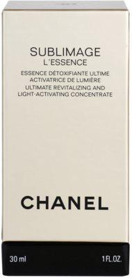 Chanel Sublimage ревитализиращ концентрат за лице 3