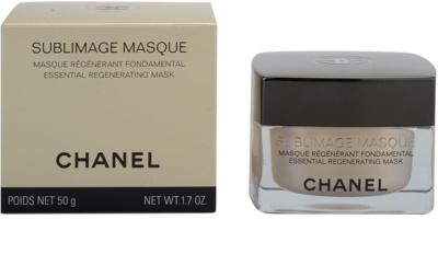 Chanel Sublimage Regenerierende Maske für das Gesicht 1