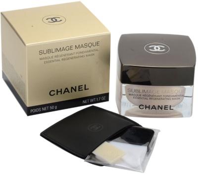 Chanel Sublimage Regenerierende Maske für das Gesicht 2