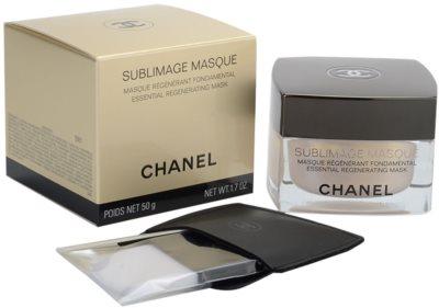 Chanel Sublimage regeneracijska maska za obraz 3