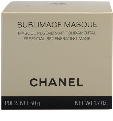 Chanel Sublimage Regenerierende Maske für das Gesicht 5