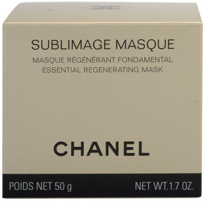 Chanel Sublimage regeneracijska maska za obraz 5