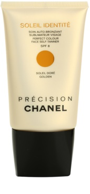 Chanel Précision Soleil Identité önbarnító arckrém SPF 8