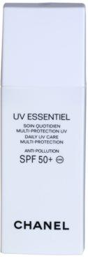 Chanel UV Essentiel lotiune pentru bronzul fetei SPF 50+