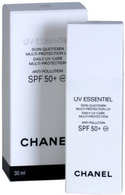 Chanel UV Essentiel loción solar facial   SPF 50+ 1