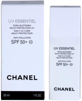 Chanel UV Essentiel loción solar facial   SPF 50+ 2