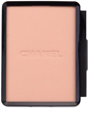 Chanel Vitalumiére Compact Douceur rozświetlający podkład w kompakcie napełnienie
