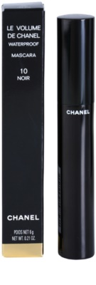 Chanel Le Volume De Chanel mascara waterproof pentru volum 2