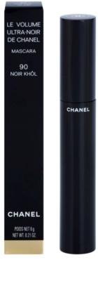 Chanel Le Volume De Chanel Mascara für maximales Volumen extra schwarz 2