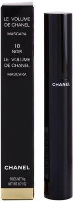 Chanel Le Volume De Chanel mascara pentru volum si curbare 2