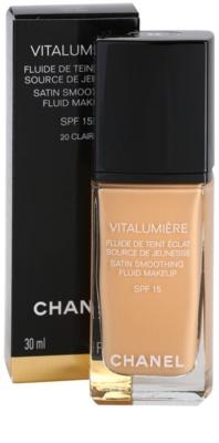 Chanel Vitalumiere Flüssiges Make Up 2