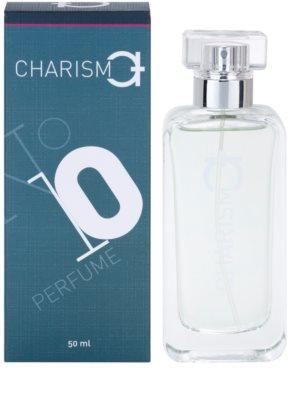 Charismo No. 10 Eau de Parfum für Herren