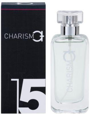 Charismo No. 15 eau de parfum férfiaknak