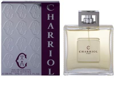 Charriol Pour Homme toaletní voda pro muže