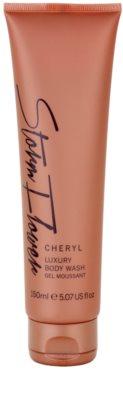 Cheryl Cole Storm Flower sprchový gel pro ženy