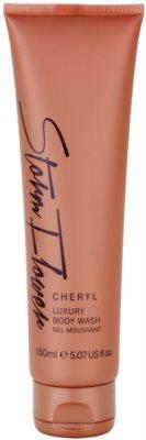 Cheryl Cole Storm Flower żel pod prysznic dla kobiet