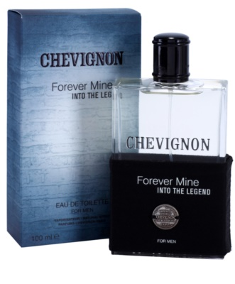 Chevignon Forever Mine Into The Legend Eau de Toilette pentru barbati 1