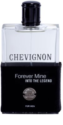 Chevignon Forever Mine Into The Legend Eau de Toilette pentru barbati 2