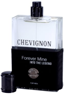 Chevignon Forever Mine Into The Legend Eau de Toilette pentru barbati 3