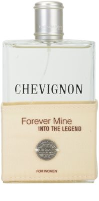 Chevignon Forever Mine Into The Legend Eau de Toilette para mulheres 2