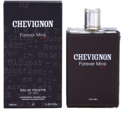 Chevignon Forever Mine for Men Eau de Toilette para homens