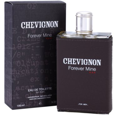 Chevignon Forever Mine for Men туалетна вода для чоловіків 1