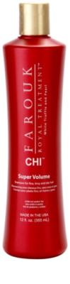 CHI Royal Treatment Cleanse champô para dar volume