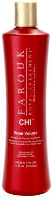 CHI Royal Treatment Cleanse Shampoo für mehr Volumen