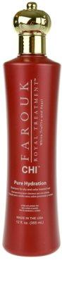 CHI Royal Treatment Cleanse champú hidratante para cabello seco y maltratado