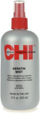 CHI Infra kúra a haj megerősítésére