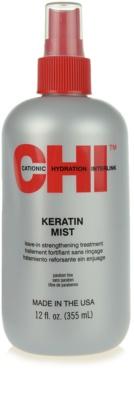 CHI Infra процедура за укрепване на косата