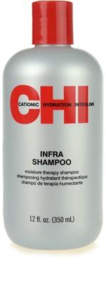 CHI Infra champô hidratante