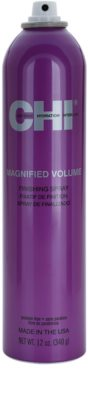 CHI Magnified Volume lakier do włosów 1