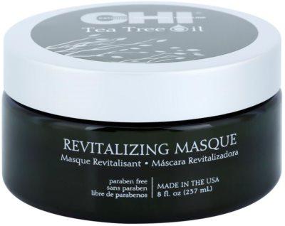 CHI Tea Tree Oil Revitalisierende Maske mit feuchtigkeitsspendender Wirkung