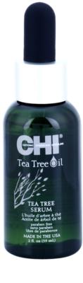 CHI Tea Tree Oil sérum hidratante com efeito regenerador