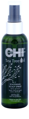 CHI Tea Tree Oil beruhigendes Spray gegen Reizungen und Jucken der Kopfhaut