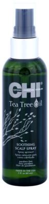 CHI Tea Tree Oil kojący spray przeciw podrażnieniu i swędzeniu skóry głowy