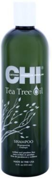 CHI Tea Tree Oil sampon pentru par si scalp gras