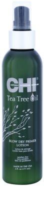 CHI Tea Tree Oil leche protector de calor para el cabello