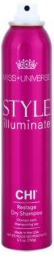 CHI Style Illuminate Miss Universe champô seco para refrescar o cabelo 1
