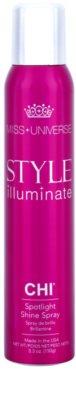 CHI Style Illuminate Miss Universe spray termo  activ stralucitor