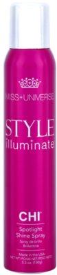 CHI Style Illuminate Miss Universe spray termoaktywny z połyskiem