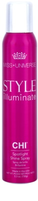 CHI Style Illuminate Miss Universe thermoaktives Spray mit Glanz