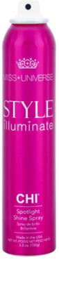 CHI Style Illuminate Miss Universe thermoaktives Spray mit Glanz 1