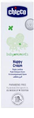 Chicco Baby Moments Care testápoló krém gyermekeknek a bőr irritációja ellen 2