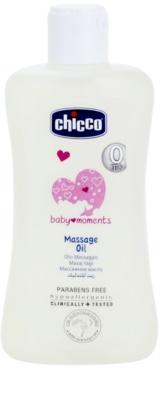 Chicco Baby Moments Care masážní olej pro děti od narození