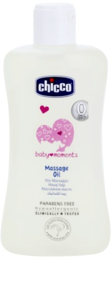 Chicco Baby Moments Care óleo de massagem para bebés 0+