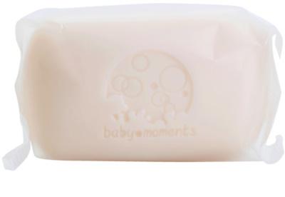 Chicco Baby Moments Wash szappan gyermekeknek születéstől kezdődően